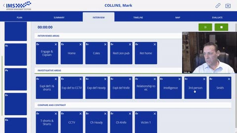 TILES System® interviewing software available as a Free E-learning resource