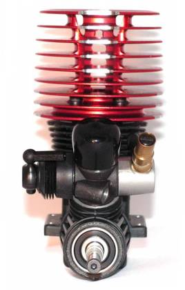 SH 3,5cc Pro Competition motor 2