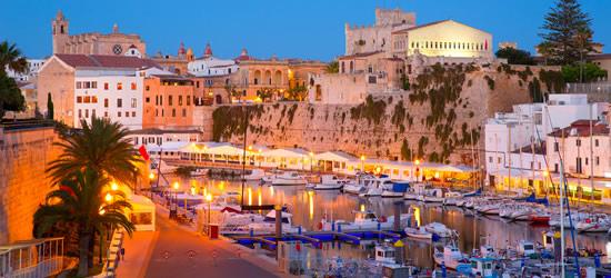 Mahon Menorca Inter Yacht Charter
