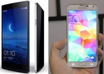 Samsung Galaxy S5 Vs Oppo Find 7