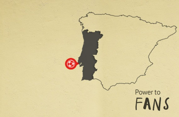 Imagen promocional de Vodafone #SelfiesenLisboa