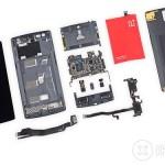 iFixit nos muestra el despiece del OnePlus One