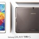Descubre la nueva Samsung Galaxy Tab S