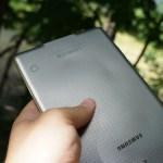 La Samsung Galxy Tab S se calienta hasta tal extremo que su tapa trasera se deforma
