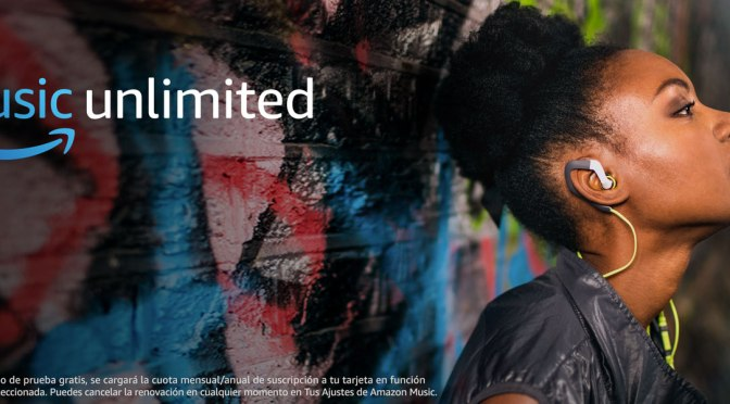 Imagen de Amazon Music Unlimited