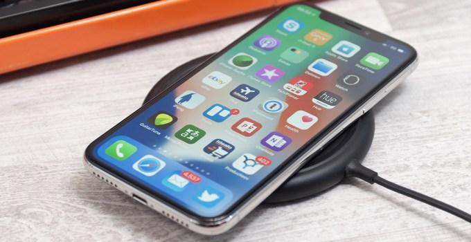 Imagen del iPhone X