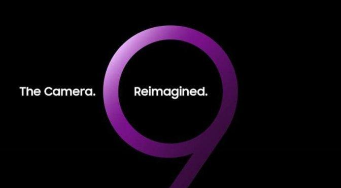 Ya es oficial, el Samsung Galaxy S9 será presentado el próximo 25 de febrero