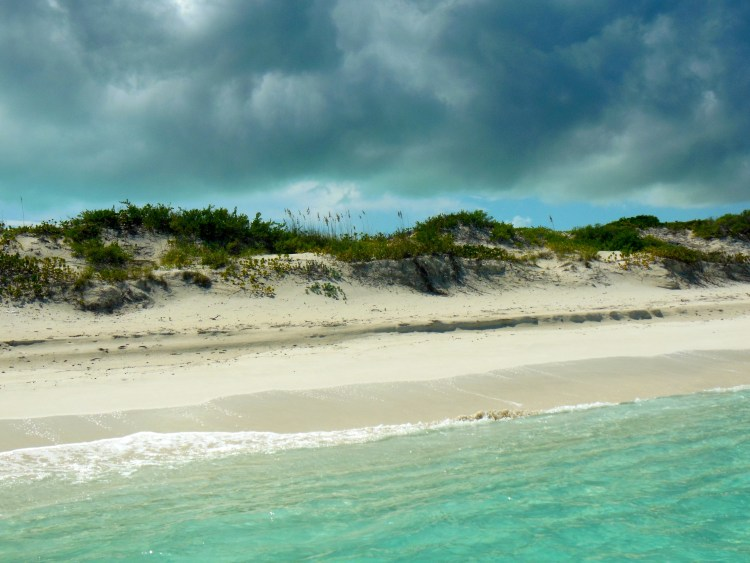 Moriah Harbour Cay National Park was expanded to include important marine conservation areas
