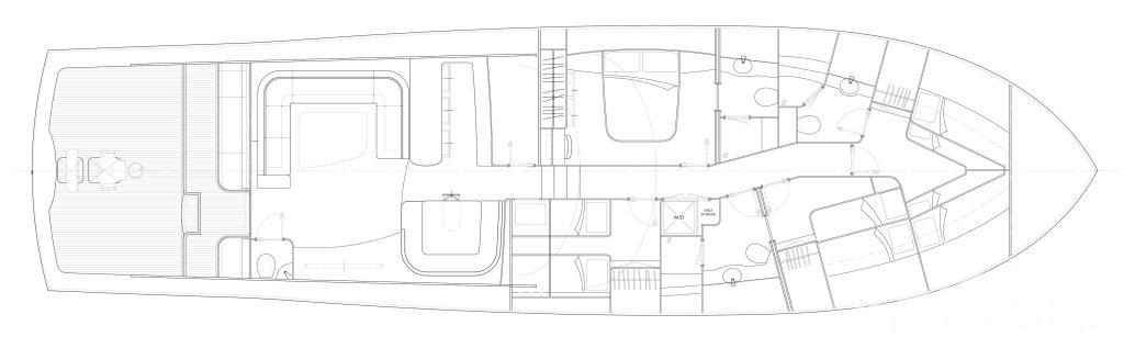 H:DrawingsPAUL MANN CUSTOM BOATSHull 139-76 footerDrawings7