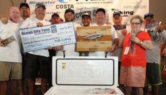 Absolut Pleasure Wins Ocean City Tuna Tournament