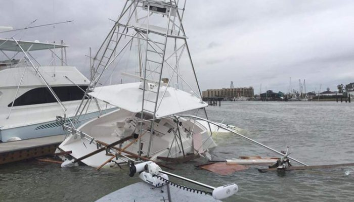 Hurricane Harvey- Fishing and Marine Industry Recovery Fund