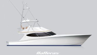 Splash Report: Hatteras GT59
