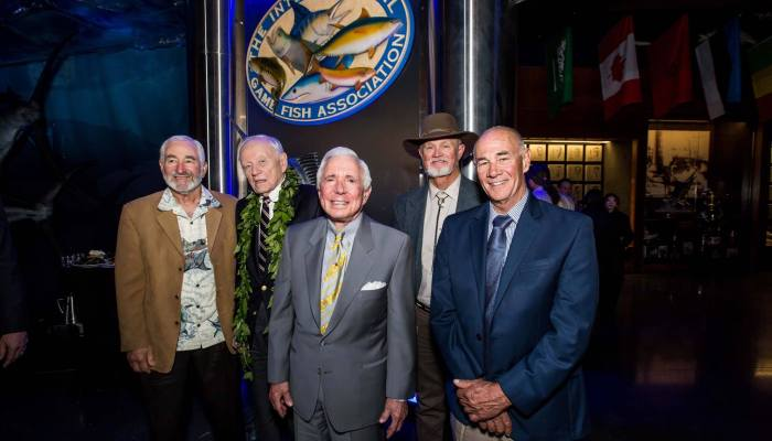 2017 IGFA Fishing Hall of Fame Class