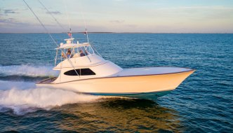 Bayliss Boatworks Delivers 60' Mama C Wanchese, NC
