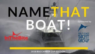 Name That Boat: 2018 Buccaneer Cup Edition
