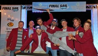 BAR South Wins Final Sail & Free Bird Sets New Series Record