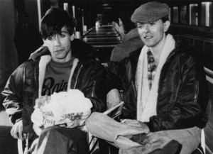 David Bowie e Iggy Pop, Berlin 1977