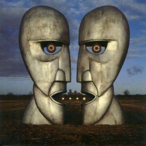 La cover dell'album The Division Bell