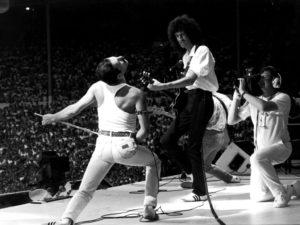 Freddy Mercury & Brian May