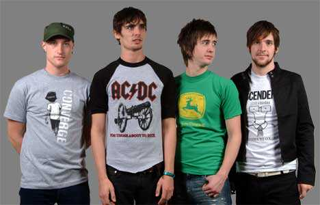 The All-American Rejects, 24 aprile