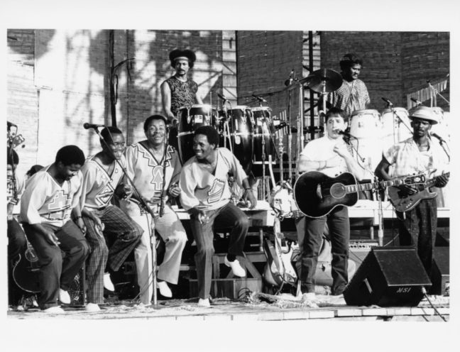 Paul Simon - African Concert