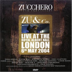 ZU & CO LIVE AT THE ROYAL ALBERT HALL - ZUCCHERO (2004)