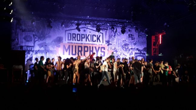 Flogging Molly & Dropkick Murphys