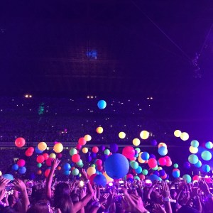 Coldplay Milano 2017