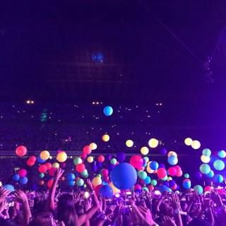 Coldplay Milano 2017