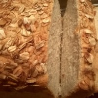 Oat and Sunflower Seed Yeast Loaf