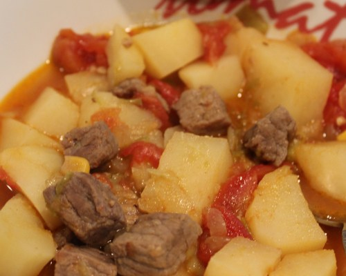 Sirloin Stew