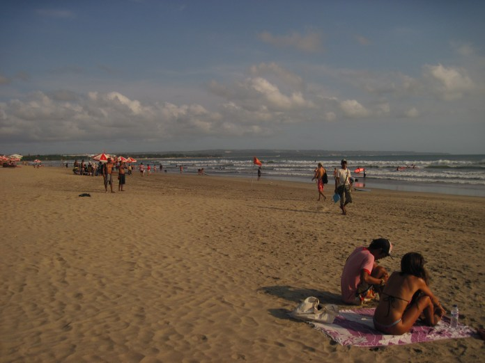 Sold Out On Kuta Beach Indonesia In The Know Traveler