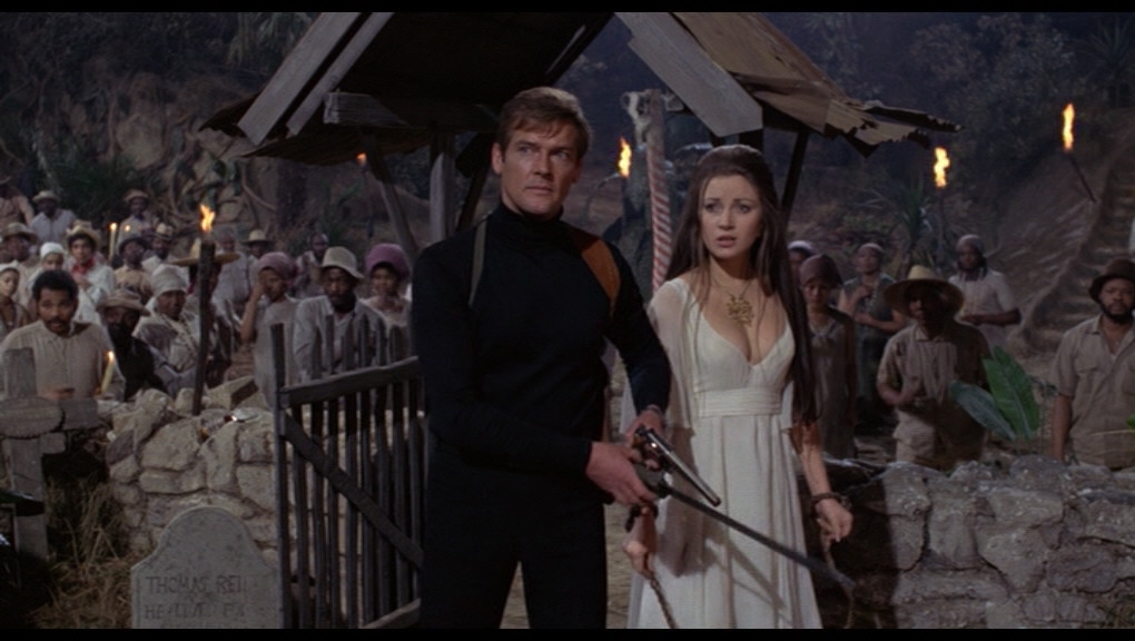 More Roger Moore: The Ranking of His Bond Films - In The