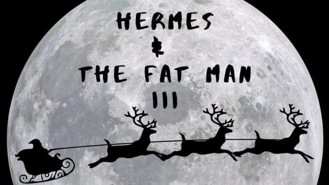 Hermes and the Fat Man, Part III