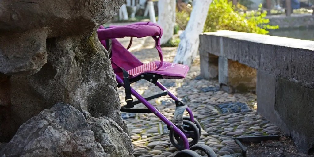 Baby Stroller Olympics