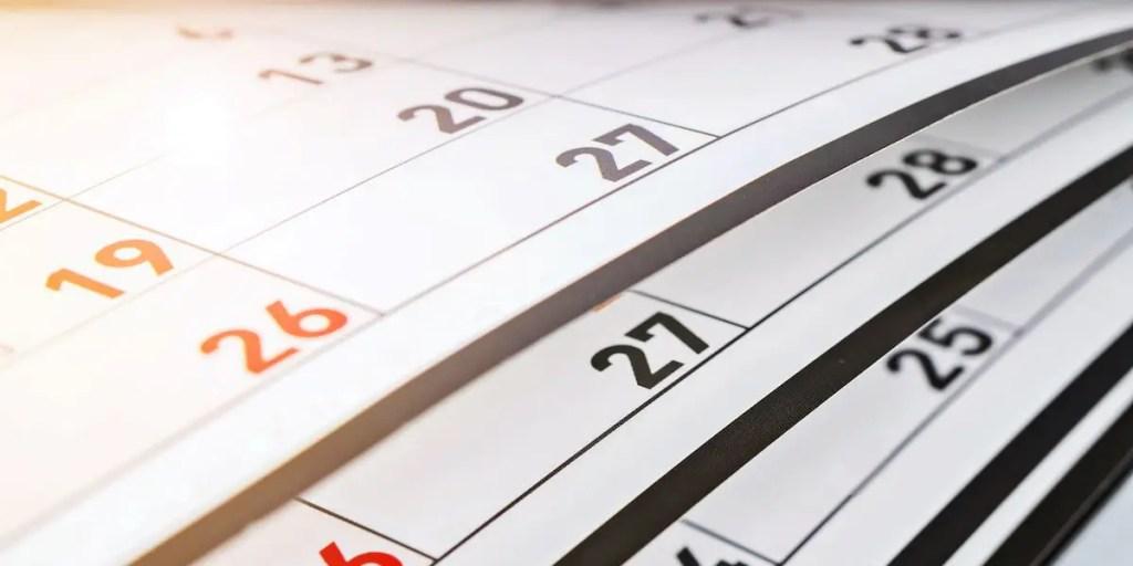 That Damned Calendar