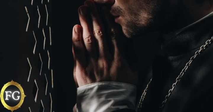 Forgotten Gods: Father Cooper