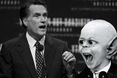 Don Chirico também esteve por lá para apoiar o Romney