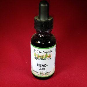 Head Aid, 1 oz.