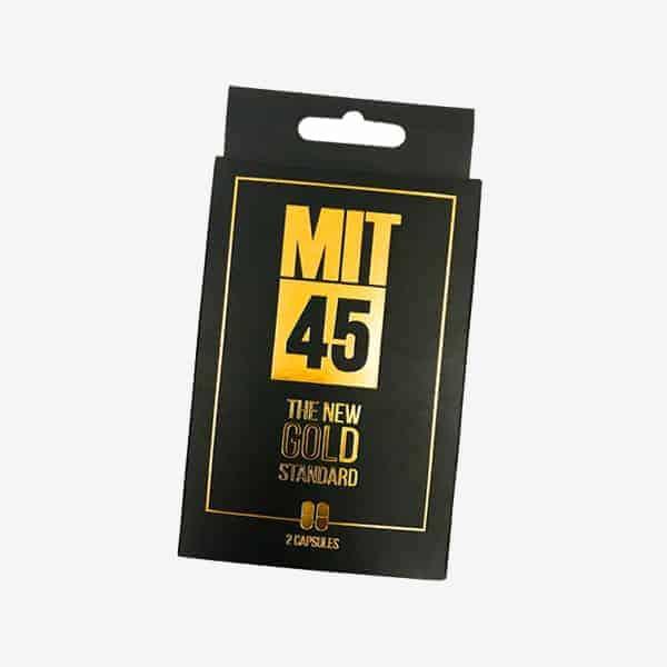 MIT 45 Gold Capsules