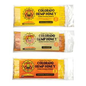 Honey Sticks10 PACK STICKS150 MG FULL SPECTRUM HEMP EXTRACT