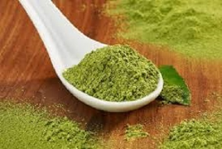 Kratom Green Malay powder