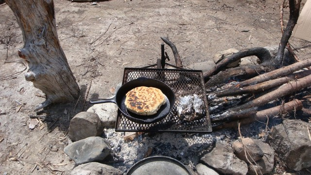 Skillet Pan Bread