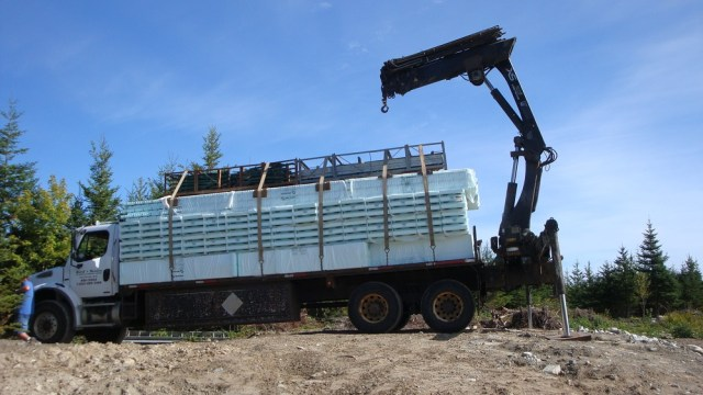 ICF Being Delivered
