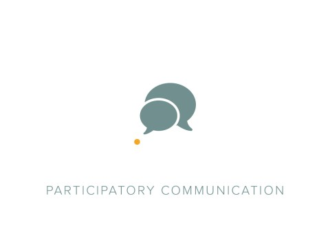 Participatory communication