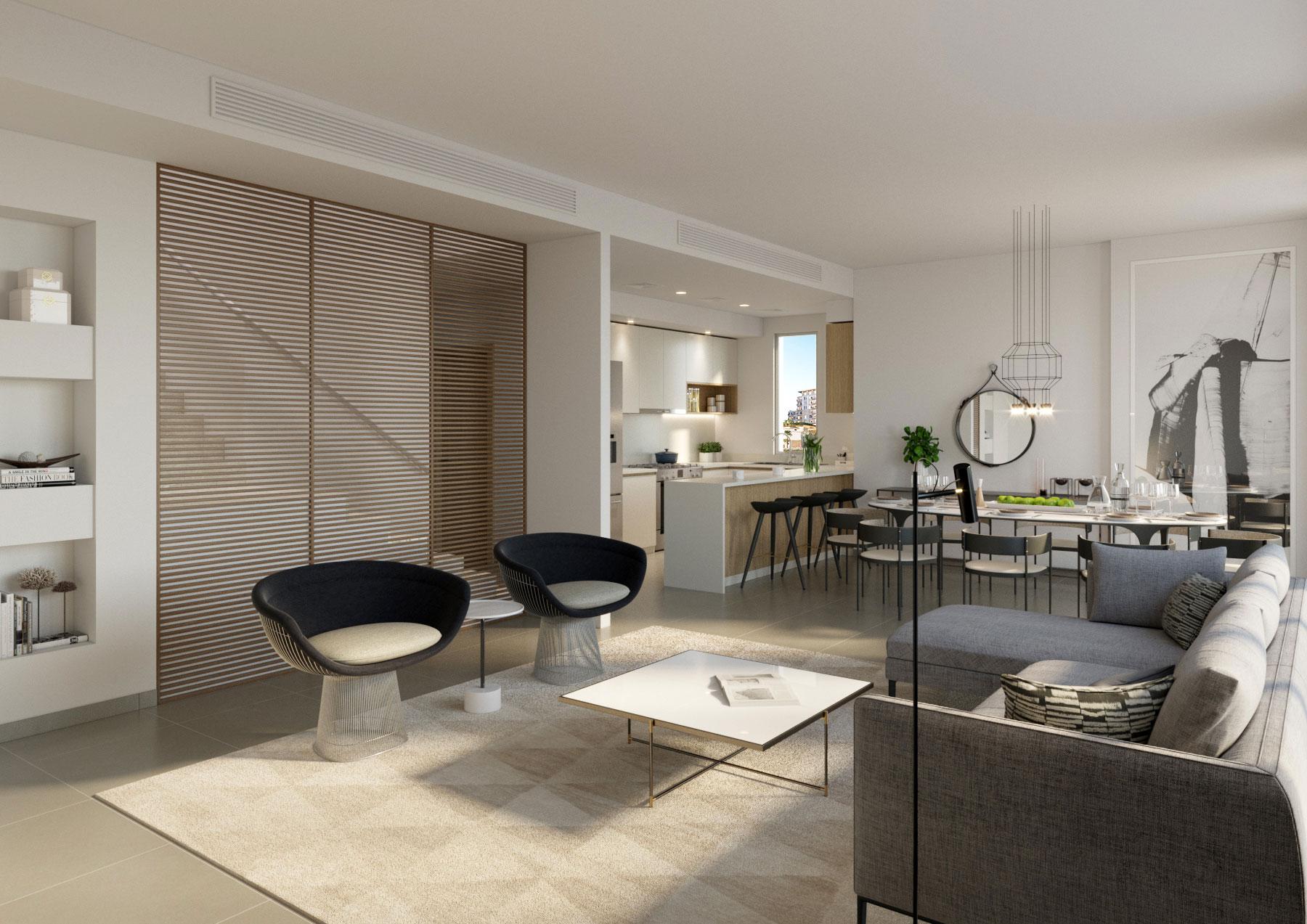 Townhouse-Livingroom