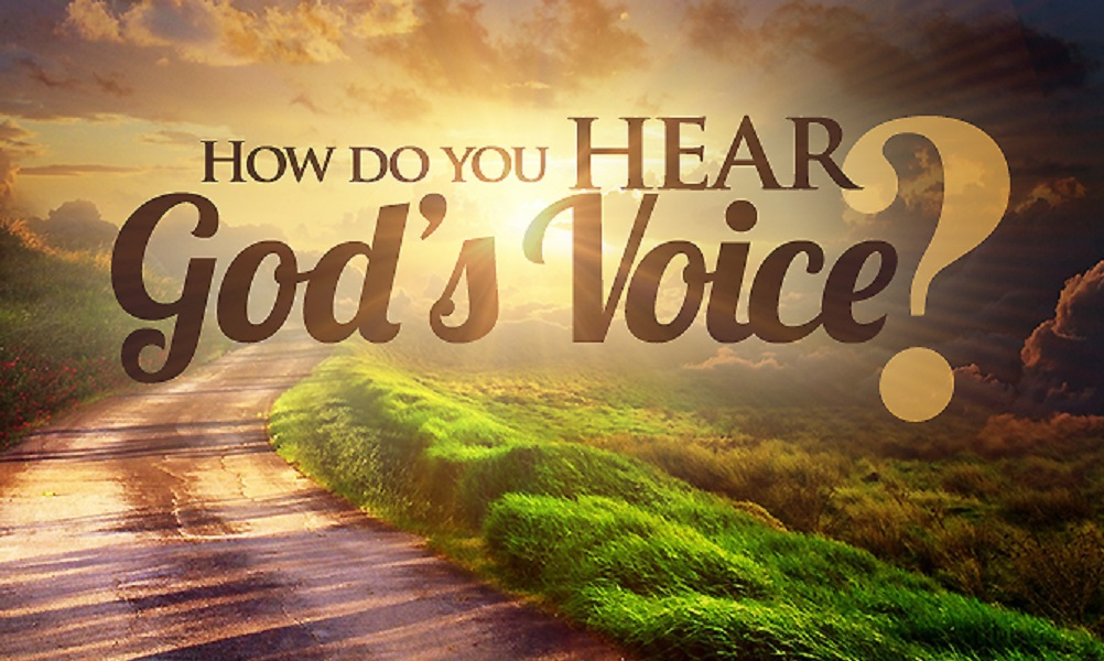 You Can Hear Gods Voice STUDY GUIDE
