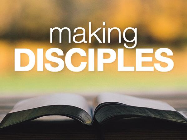 Make Disciples : 2nd Part Of God's Mission