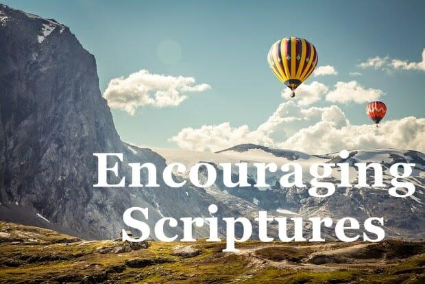 Encouraging Scriptures & Comforting Bible Verses