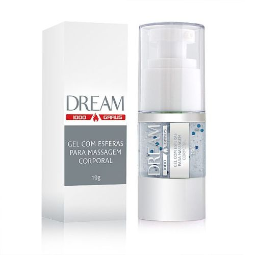 Gel Excitante 1000 Graus Dream com microcápsulas